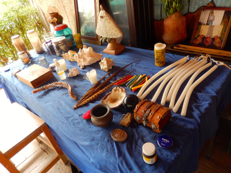 shamans table