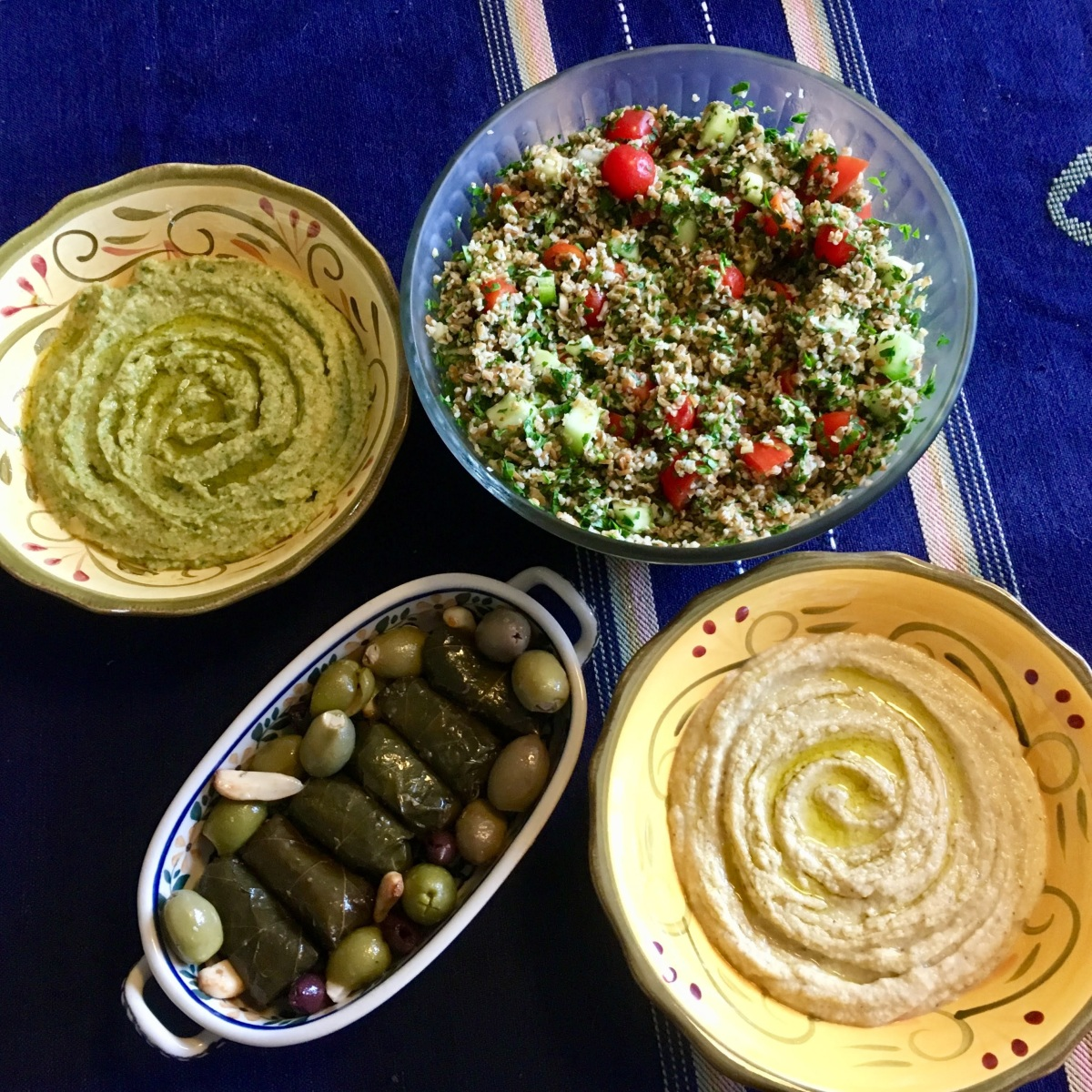 Fourth of July Mezze