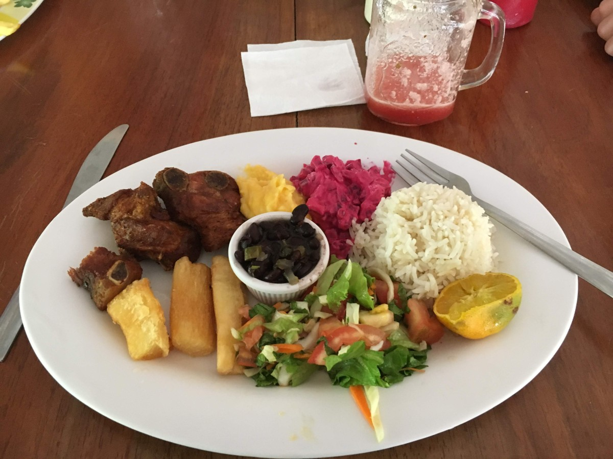 How to Eat Like a Costa Rican